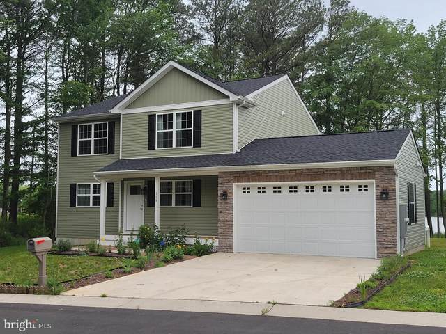 158 Watermans Cove Lane, CHESTER, MD 21619 (#MDQA148082) :: Keller Williams Flagship of Maryland