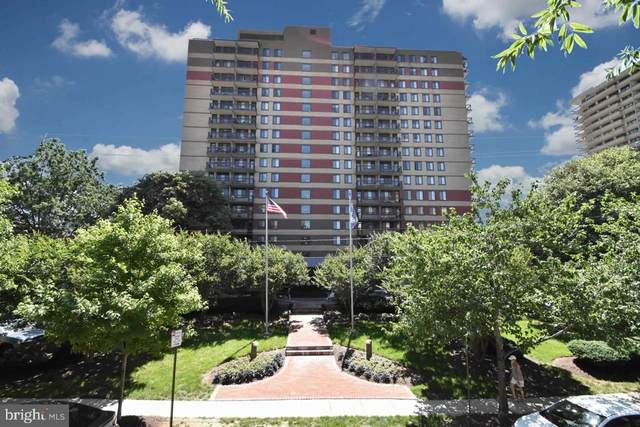 801 N Pitt Street #401, ALEXANDRIA, VA 22314 (#VAAX260798) :: The Licata Group / EXP Realty