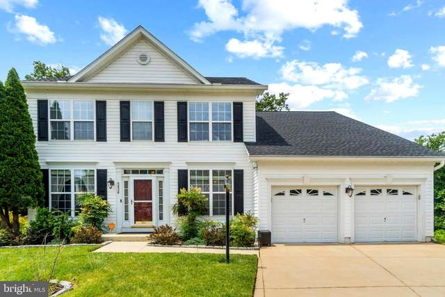 5836 Oak Forest Court, INDIAN HEAD, MD 20640 (#MDCH225476) :: The Dailey Group