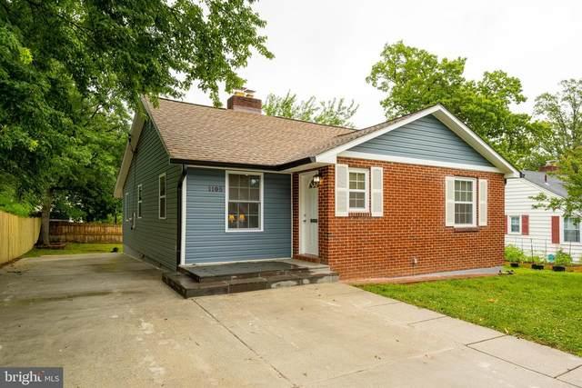 1105 S Forest Drive, ARLINGTON, VA 22204 (#VAAR183028) :: Debbie Dogrul Associates - Long and Foster Real Estate