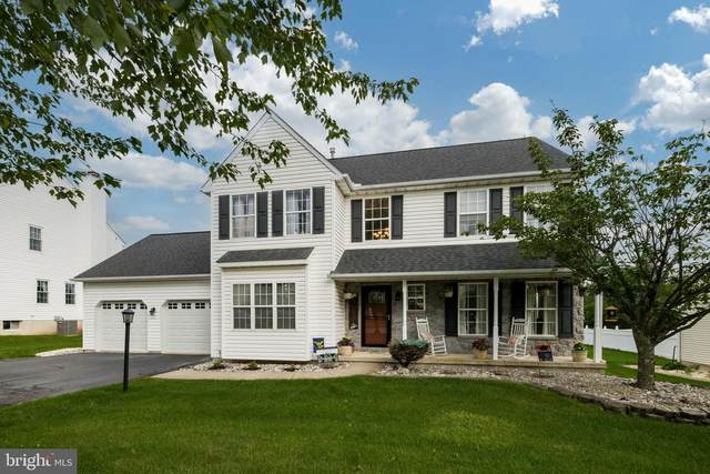25 Eileen Lane, ROYERSFORD, PA 19468 (#PAMC696234) :: The Paul Hayes Group | eXp Realty