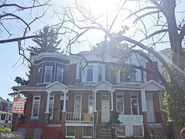 1602 N Ellamont Street, BALTIMORE, MD 21216 (#MDBA554066) :: City Smart Living