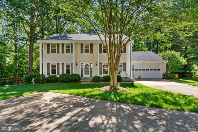 3122 Ironhorse Drive, WOODBRIDGE, VA 22192 (#VAPW524868) :: Sunrise Home Sales Team of Mackintosh Inc Realtors