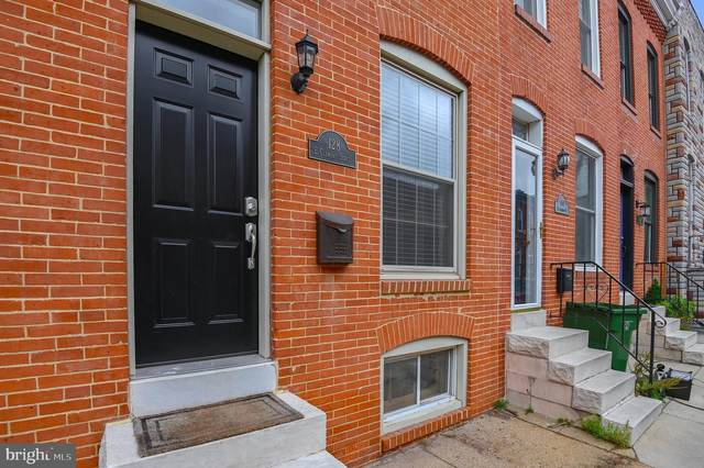128 E Clement Street, BALTIMORE, MD 21230 (#MDBA554076) :: SURE Sales Group