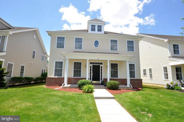 10 Trotter Way, CHESTERFIELD, NJ 08515 (#NJBL399484) :: Holloway Real Estate Group