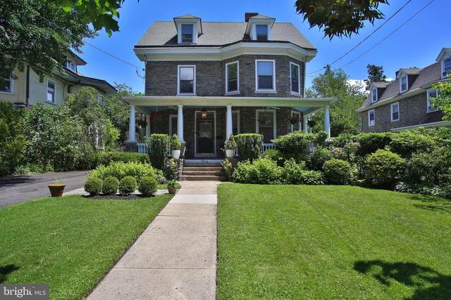 614 Washington Lane, JENKINTOWN, PA 19046 (#PAMC696246) :: Talbot Greenya Group