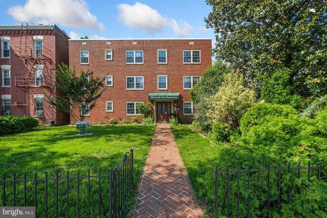 1411 Massachusetts SE #5, WASHINGTON, DC 20003 (#DCDC525390) :: Bowers Realty Group