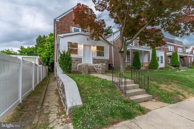 100 W 36TH Street, WILMINGTON, DE 19802 (#DENC528310) :: Sunrise Home Sales Team of Mackintosh Inc Realtors