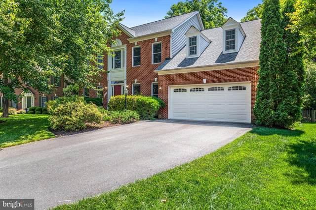 6321 Cardinal Hill Place, SPRINGFIELD, VA 22152 (#VAFX1207176) :: RE/MAX Cornerstone Realty