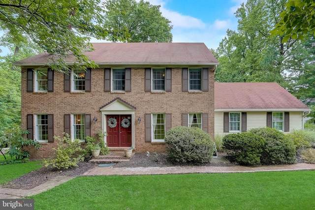 12 Oak Tree Court, LUTHERVILLE TIMONIUM, MD 21093 (#MDBC531784) :: The Dailey Group