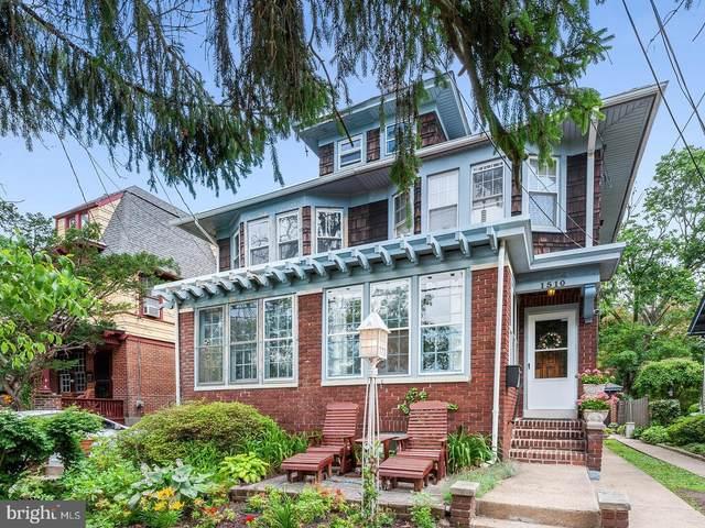 1510 Riverside Drive, TRENTON, NJ 08618 (MLS #NJME313722) :: The Dekanski Home Selling Team