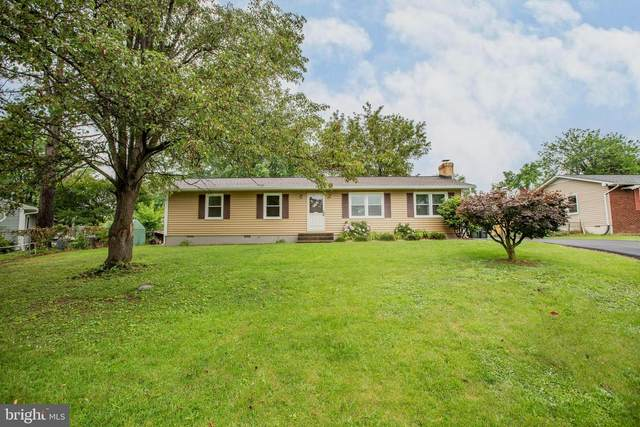 114 Oak Grove Lane, STAFFORD, VA 22556 (#VAST233260) :: The Sky Group