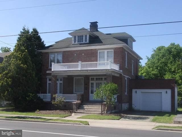 207 W Main Street, HANCOCK, MD 21750 (#MDWA180344) :: The Riffle Group of Keller Williams Select Realtors