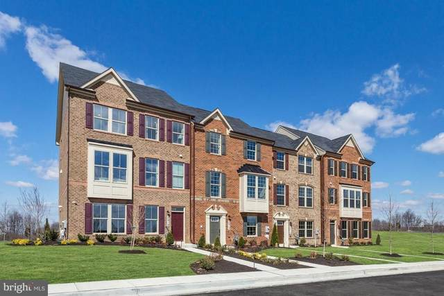 14810 Townshend Terrace Avenue D, BRANDYWINE, MD 20613 (#MDPG609240) :: The Mike Coleman Team