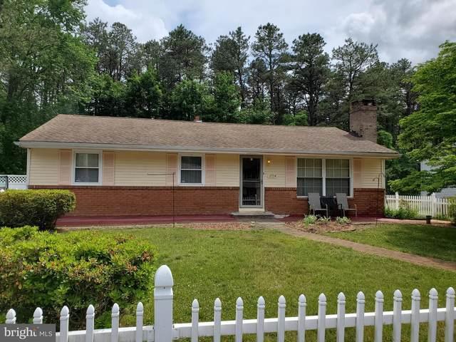 1714 Red Feather Trail, BROWNS MILLS, NJ 08015 (#NJBL399508) :: Rowack Real Estate Team
