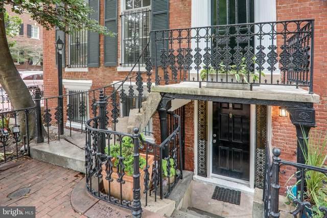 3267 N Street NW #1, WASHINGTON, DC 20007 (#DCDC525442) :: Corner House Realty