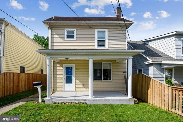 341 Virginia Avenue, WINCHESTER, VA 22601 (#VAWI116322) :: The Schiff Home Team