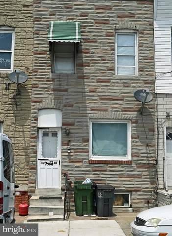 3718 E Lombard Street, BALTIMORE, MD 21224 (#MDBA554126) :: Sunrise Home Sales Team of Mackintosh Inc Realtors