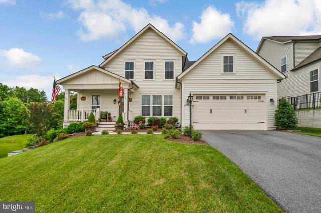 212 Orchard Spring Way, NEW MARKET, MD 21774 (#MDFR283846) :: Jim Bass Group of Real Estate Teams, LLC