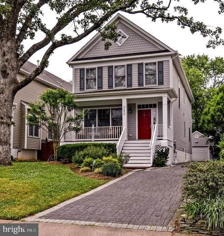 5650 7TH Street N, ARLINGTON, VA 22205 (#VAAR183064) :: Eng Garcia Properties, LLC