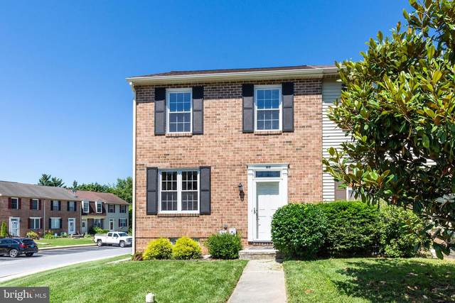 160 Laurier Drive, WESTMINSTER, MD 21157 (#MDCR205238) :: RE/MAX Advantage Realty