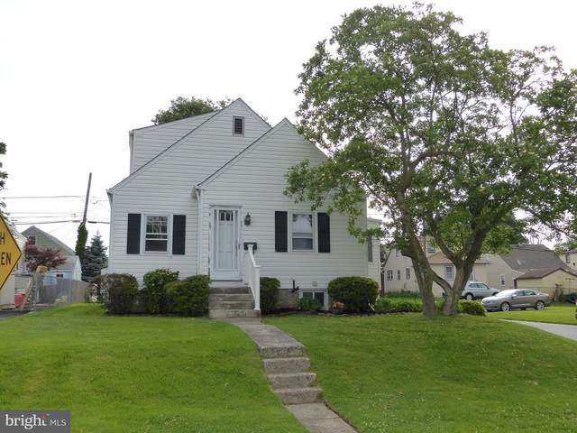 201 Mackenzie Avenue, PROSPECT PARK, PA 19076 (#PADE548110) :: The Matt Lenza Real Estate Team