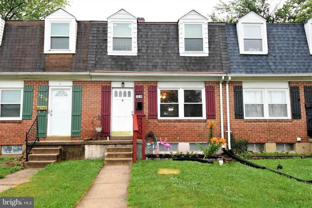 3231 Ryerson Circle, BALTIMORE, MD 21227 (#MDBC531824) :: Better Homes Realty Signature Properties
