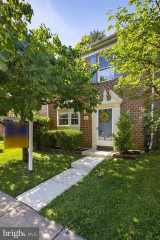 55 Bryans Mill Way, BALTIMORE, MD 21228 (#MDBC531830) :: Pearson Smith Realty