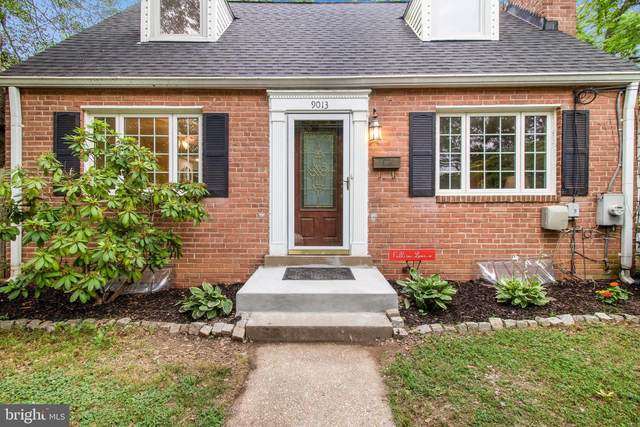 9013 Eton Road, SILVER SPRING, MD 20901 (#MDMC762554) :: Better Homes Realty Signature Properties