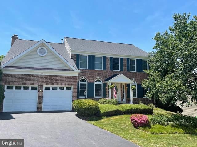 3711 Wertz Drive, WOODBRIDGE, VA 22193 (#VAPW524950) :: Jennifer Mack Properties