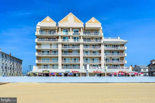6 7TH Street #502, OCEAN CITY, MD 21842 (#MDWO123042) :: CoastLine Realty