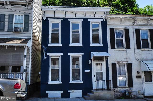 248 N 12TH Street, POTTSVILLE, PA 17901 (#PASK135662) :: Ramus Realty Group