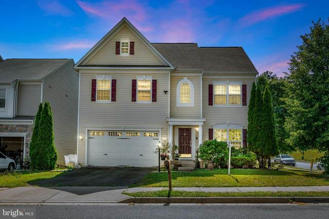 83 Carriage Hill Drive, FREDERICKSBURG, VA 22405 (#VAST233282) :: RE/MAX Cornerstone Realty