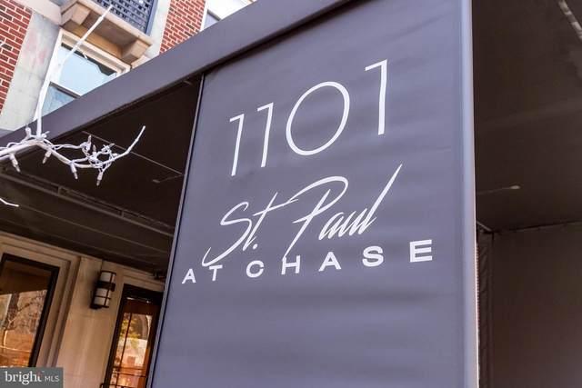 1101 Saint Paul Street #1507, BALTIMORE, MD 21202 (#MDBA554182) :: Jacobs & Co. Real Estate