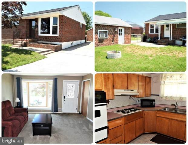 8 Avery Court, BALTIMORE, MD 21237 (#MDBC531868) :: The Miller Team