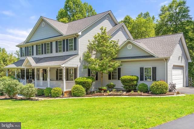 7437 Whisperwood Drive, WARRENTON, VA 20187 (#VAFQ170986) :: Eng Garcia Properties, LLC