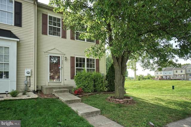 5601 Rockledge Court, FREDERICK, MD 21703 (#MDFR283890) :: The Redux Group