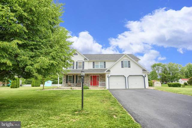 210 Overfield Drive, CARLISLE, PA 17015 (#PACB135764) :: Blackwell Real Estate