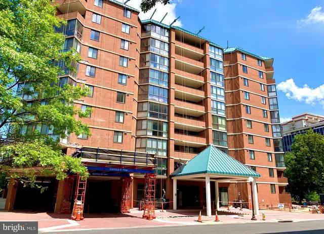 1001 N Randolph Street #105, ARLINGTON, VA 22201 (#VAAR183096) :: Corner House Realty
