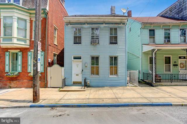 427 N Newberry Street, YORK, PA 17401 (#PAYK160004) :: Charis Realty Group
