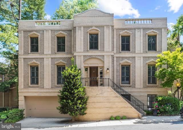 4711 Foxhall Crescent NW, WASHINGTON, DC 20007 (#DCDC525522) :: Dart Homes