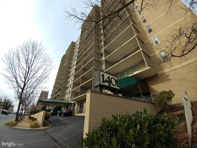 1401-UNIT Pennsylvania Avenue #1114, WILMINGTON, DE 19806 (#DENC528368) :: Dawn Wolf Team