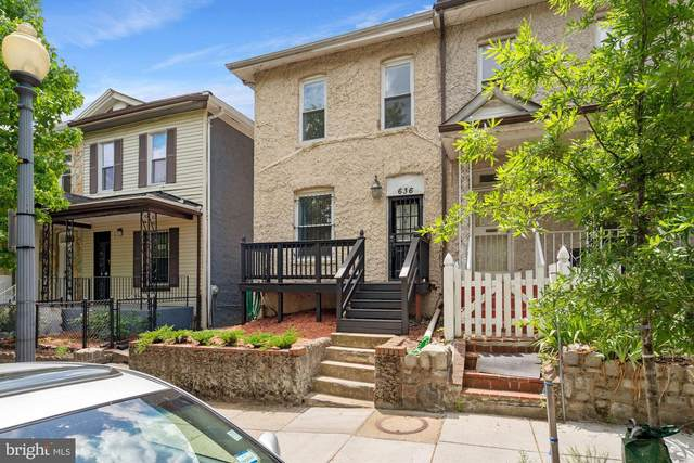 636 Columbia Road NW, WASHINGTON, DC 20001 (#DCDC525538) :: Lucido Agency of Keller Williams