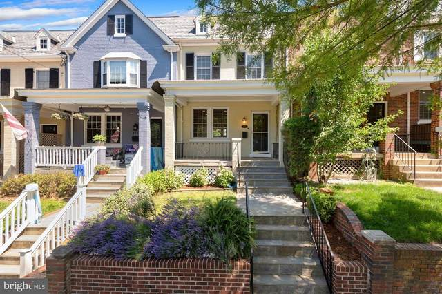 3751 W Street NW, WASHINGTON, DC 20007 (#DCDC525546) :: Dart Homes