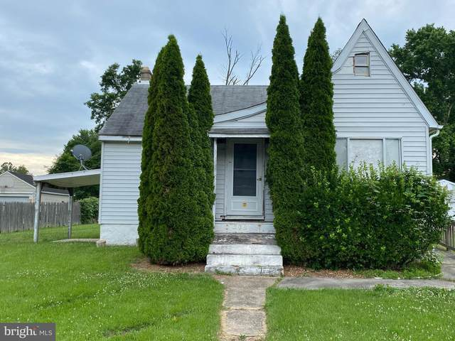 306 Oak Street, EDGEWOOD, MD 21040 (#MDHR261010) :: The Piano Home Group