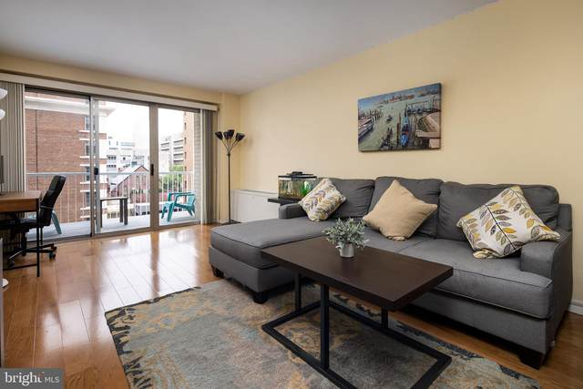 730 24TH NW #508, WASHINGTON, DC 20037 (#DCDC525558) :: Bowers Realty Group