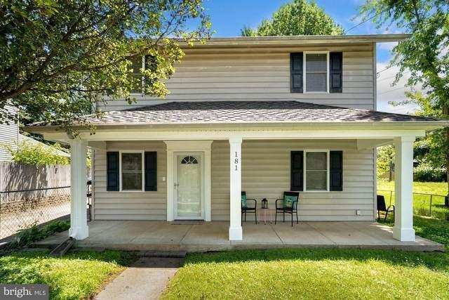 181 Martin Drive, MANASSAS PARK, VA 20111 (#VAMP114844) :: The Piano Home Group