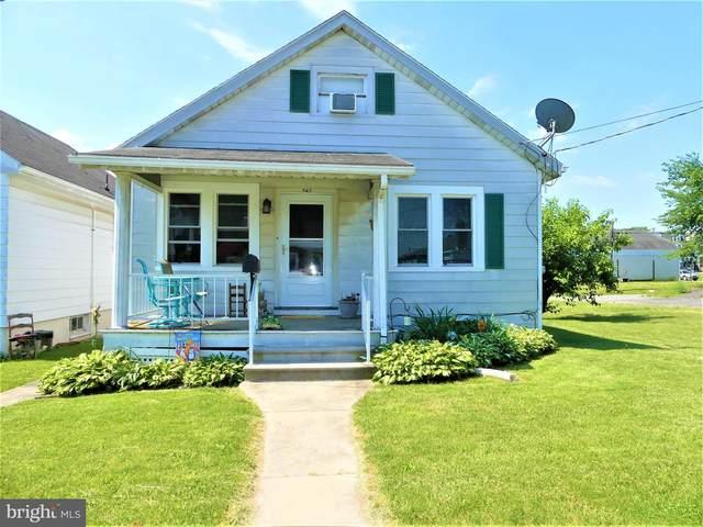 742 E 4TH Street, BOYERTOWN, PA 19512 (#PAMC696414) :: Colgan Real Estate