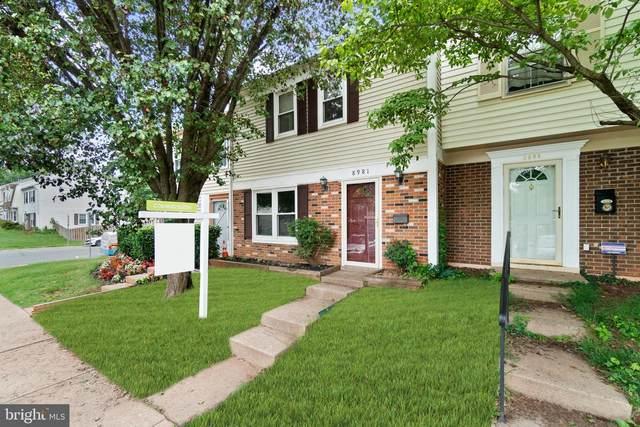 8981 Bonham Circle, MANASSAS, VA 20110 (#VAMN142136) :: AJ Team Realty