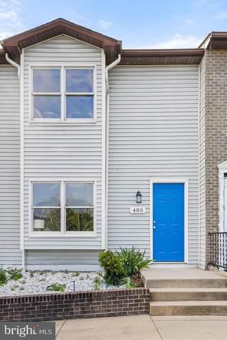 485 N Water Street, WOODSTOCK, VA 22664 (#VASH122538) :: The Team Sordelet Realty Group